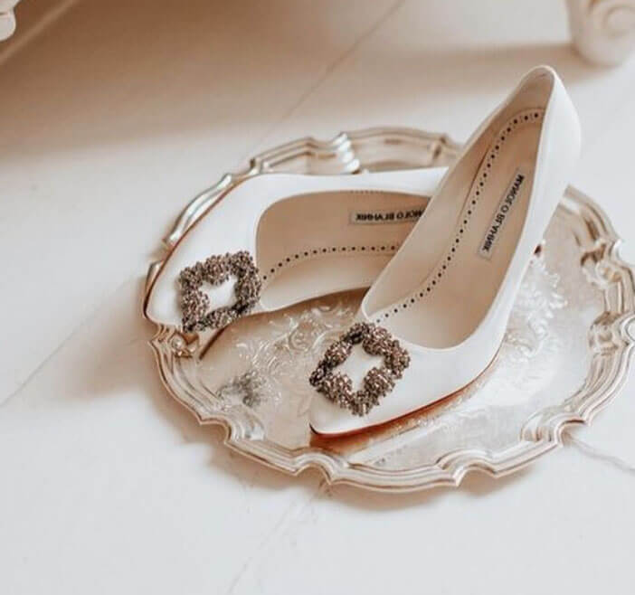 Photo of Fross Wedding Shoes