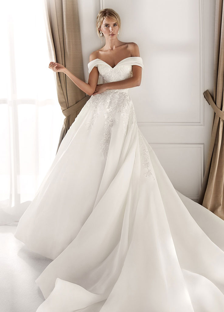 The Clarise dress by Nicole Spose wedding dresses